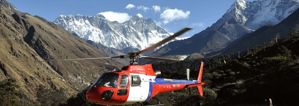 Nepal - Helicopter Sightseeing Tour