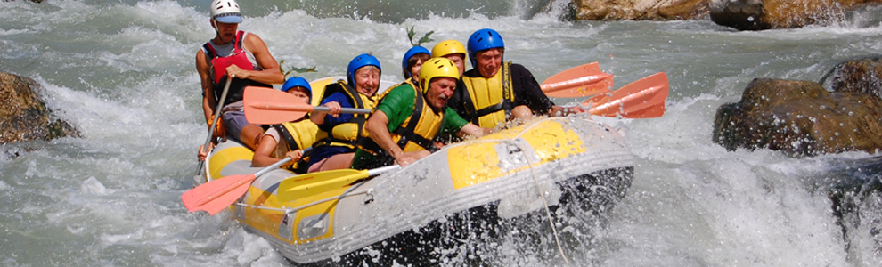 white water rafting in Nepal, Trishuli river rafting, sunkoshi river