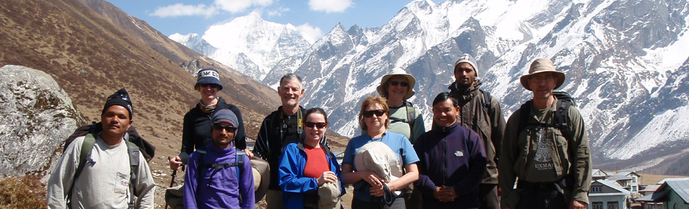 travel link services - our team, nepal tours